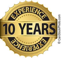 anni, 10, esperienza