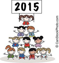anno nuovo, 2015