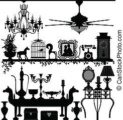 anticaglia, decorazione casa, mobilia