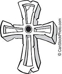 antico, croce