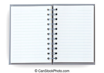 aperto, notebook.