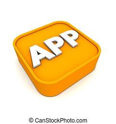 app, rss-style, icona