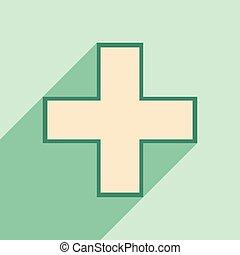 appartamento, mobile, farmacia, domanda, logotipo, uggia, icona