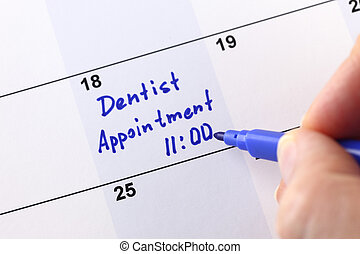 appuntamento dentista