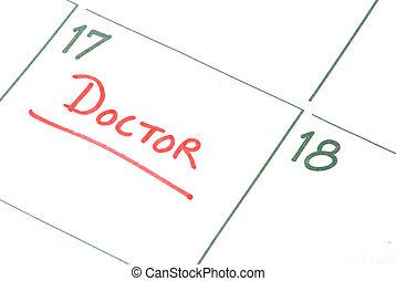 appuntamento, dottori