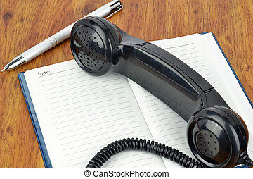 appuntamento, telefono