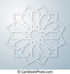 arabo, ornamento