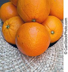 arance, parecchi