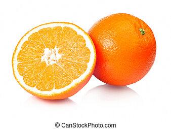arance, succoso, rinfresco