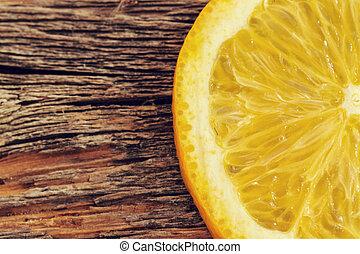 arancia, delizioso