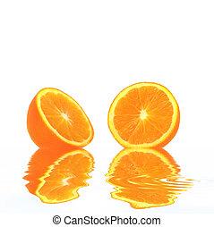 arancia, freschezza