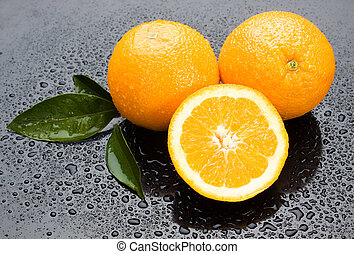 arancia, frutta fresca