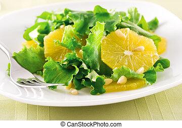 arancia, insalata