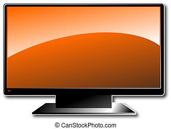 arancia, lcd