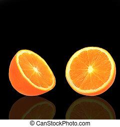 arancia, succoso