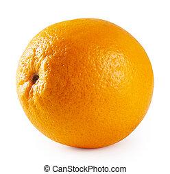 arancia, succoso, maturo