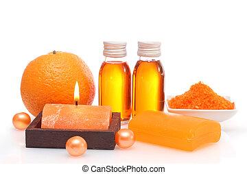 arancia, terme