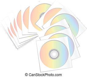 archivio, cd