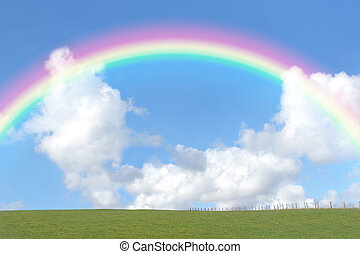 arcobaleno, bellezza