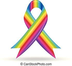 arcobaleno, nastro