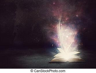 ardendo, libro