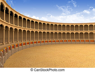 arena, colosseo, antico