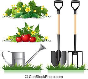 articoli, giardinaggio, relativo