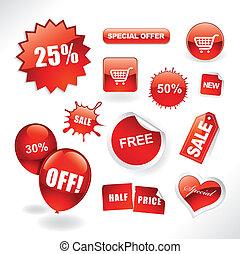 articoli, vendita