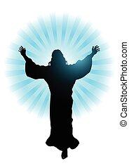 ascensione, gesù cristo
