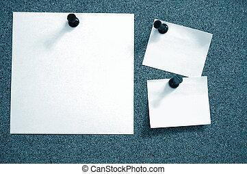 asse, carta, foglio, vuoto, bollettino
