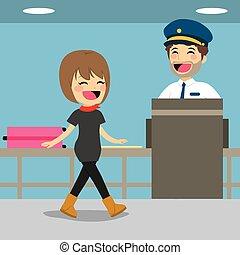 assegno, sicurezza, controllo