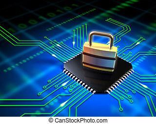 assicurato, microchip