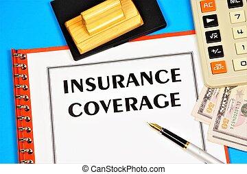 assicurazione, coverage.