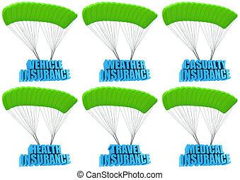 assicurazione, tipi