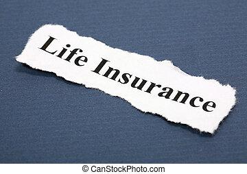 assicurazione, vita