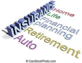 assicurazione, vita, casa, auto, servizi