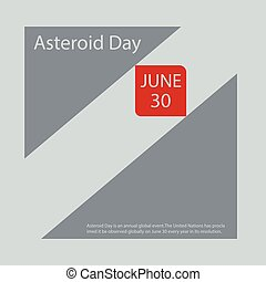 asteroide, giorno