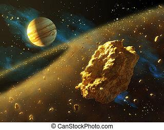 asteroidi, cintura
