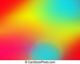 astratto, colorito, fondo