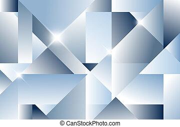astratto, cubismo, fondo