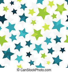 astratto, fondo, stelle