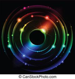 astratto, sistema, solare, #4