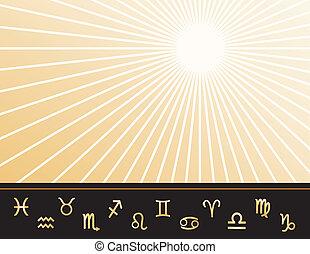 astrologia, manifesto