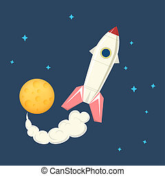 astronave, spazio