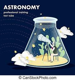astronomia, concetto