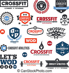 atletica, crossfit, grafica