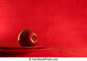 attrazione, rosso