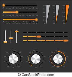 audio, controlli