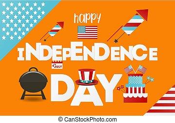 augurio, card., giorno indipendenza
