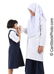 augurio, musulmano